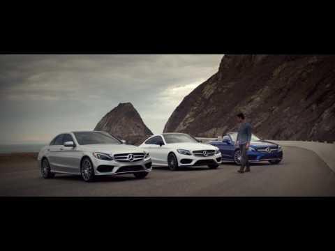 Mercedesbenz C Class Coupe Купе класса C - рекламное видео 3