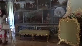 Открытие реставрации - живописный плафон