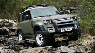 video: Land Rover Defender: is the new model fit for a Queen?