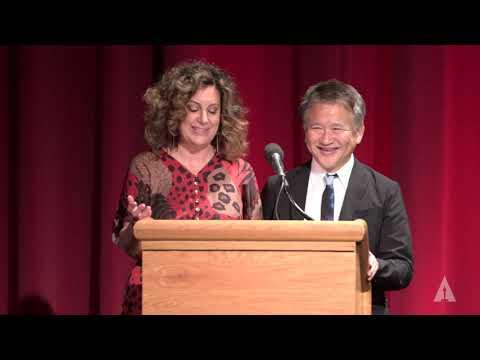 2019 Nicholl Screenwriting Awards: Aaron Chung