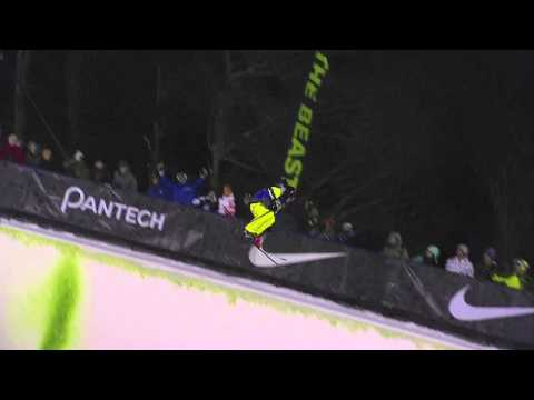 Torin Yater-Wallace Interview - Freeski Superpipe Finals