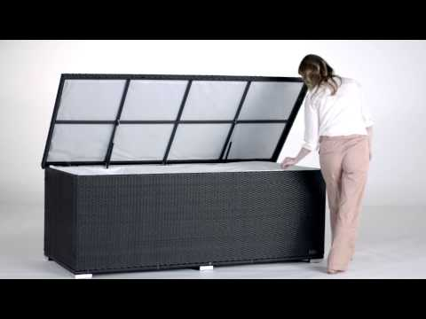 Gartenmoebel.de: Produktinformationen zur Kissenbox