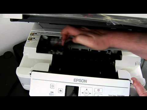 SX438W Ciss continuous ink system