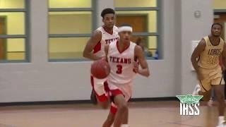 Little Elm at Justin Northwest - 2019 Basketball Highlights