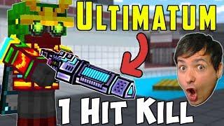 pixel gun 3d ultimatum vs viking , Thủ thuật máy tính , Chia