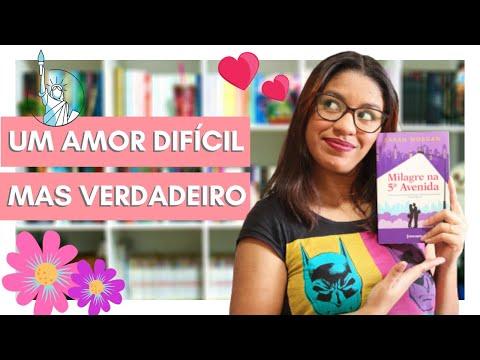 RESENHA: MILAGRE NA 5º AVENIDA DA SARAH MORGAN | Leticia Mateuzi
