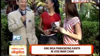 Jose Mari Chan sings of 'A Perfect Christmas'