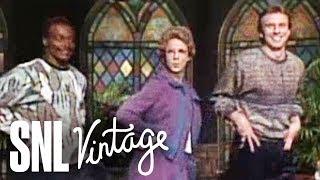 Church Chat: Joe Montana and Walter Payton - SNL