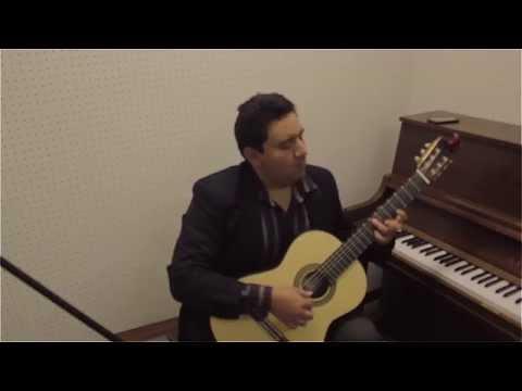 Capricho Arabe by Tarrega