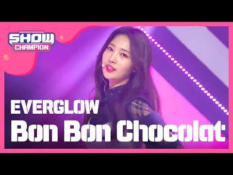 Show Champion EP.312 EVERGLOW - Bon Bon Chocolat