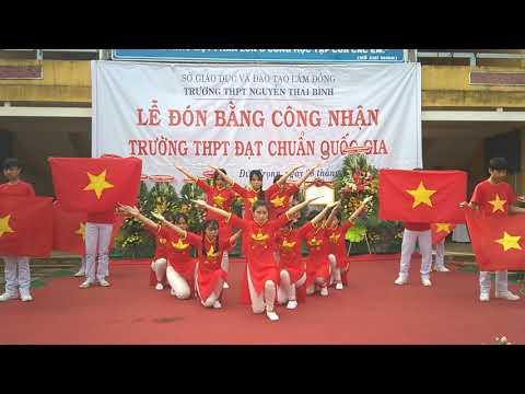 Múa - Hát vang lý tưởng tuổi trẻ Việt Nam