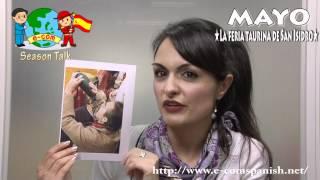 Ecomスペイン語聞き流しリスニング教材5月号