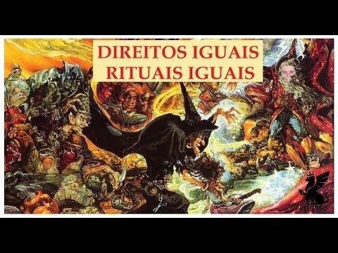 Resenha do Rei Grifo: Direitos Iguais, Rituais Iguais
