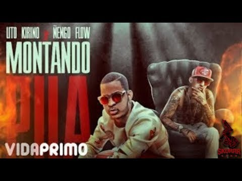 Montando Pila (Audio) - Ñengo Flow (Video)