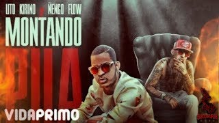 Montando Pila (Audio) - Ñengo Flow feat. Ñengo Flow (Video)