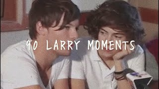 90 OF THE BEST LARRY MOMENTS The Ultimate Larry Stylinson Compilation