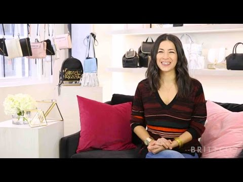 Design a Handbag with Rebecca Minkoff Online Class - YouTube