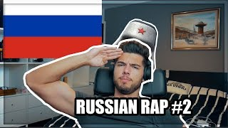 Bosnian Reacts To Russian Rap| Miyagi, Эндшпиль - I Got Love|  Oxxxymiron - Город под подошвой