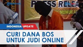 Satpam Sekolah di Kaltara Nekat Curi Dana BOS Rp160 Juta demi Judi Online, Dilakukan Bertahap