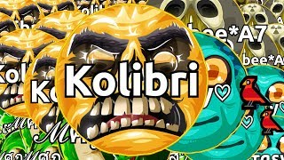 COMPILATION OF BEST MOMENTS IN BUBLA.IO ( Game Like Agar.io )