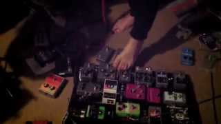 Ruban Nielson (Unknown Mortal Orchestra) Geeks Out In His Basement!!