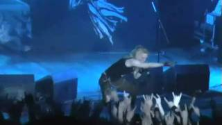 Arch Enemy — Taking Back My Soul (live Apr.16 2008 in Russia, Moscow)