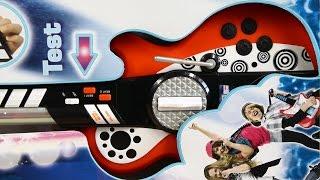 Mp3 I-Light Guitar / Gitara Elektryczna - My Music World - Simba - www.MegaDyskont.pl