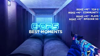 BEST CRITICAL OPS MOMENTS! C-OPS Moments & Community Plays #50