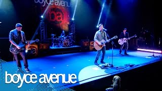 Boyce Avenue - More Things To Say (Live In Los Angeles)(Original Song) on Spotify & Apple