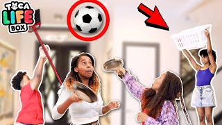 How To Play Sports Indoors! - Onyx Family