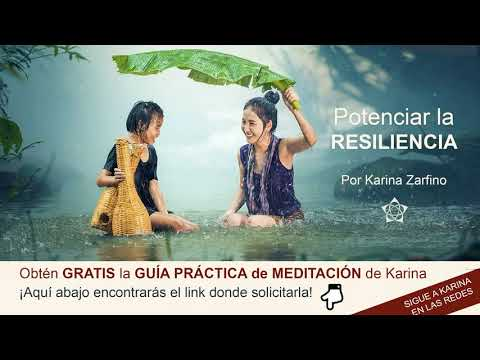 Potenciar la Resiliencia
