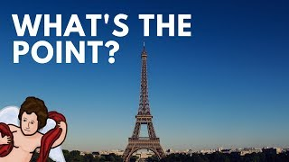 The Eiffel Tower: What's the point? | AmorSciendi