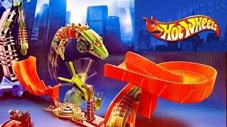 Hot Wheels Mutant Machines Mutation Lab Track Set ★ For Kids Worldwide ★