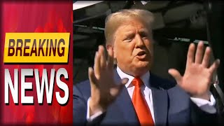 BREAKING: Trump SHOCKS WH Reporters with UNEXPECTED Press Conference TRASHING Comey and Obama