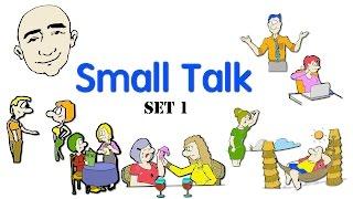 Small Talk | Emotional Conversations | Set 1 | English Speaking Practice | ELL | ESL | EFL