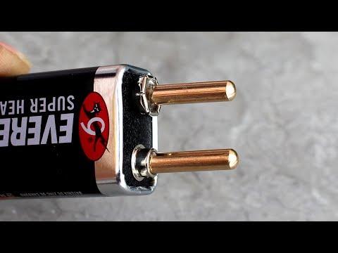 How to Make Powerful Stun Gun 400 000V at Home – DIY