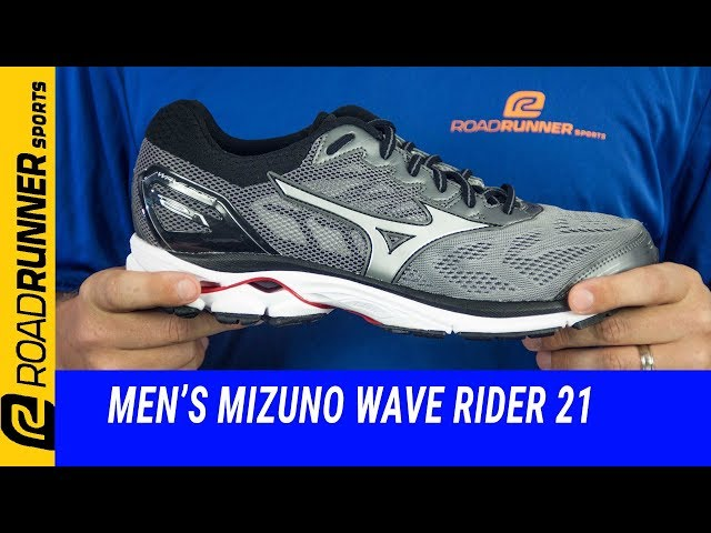 mizuno wave rider 21 mens size 10 mm boots
