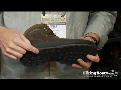 Timberland Heritage Euro Hiker at Summer Outdoor Retailer 2014