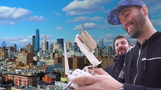 FLYING THE BEST DRONES IN NYC!