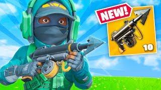 *NEW* Harpoon Gun in Fortnite! (epic)
