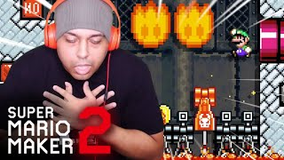 IF 2020 WAS A LEVEL, THIS IS IT!! [EXPERT] [SUPER MARIO MAKER 2] [#65]