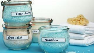 DIY Bath Salts - Martha Stewart