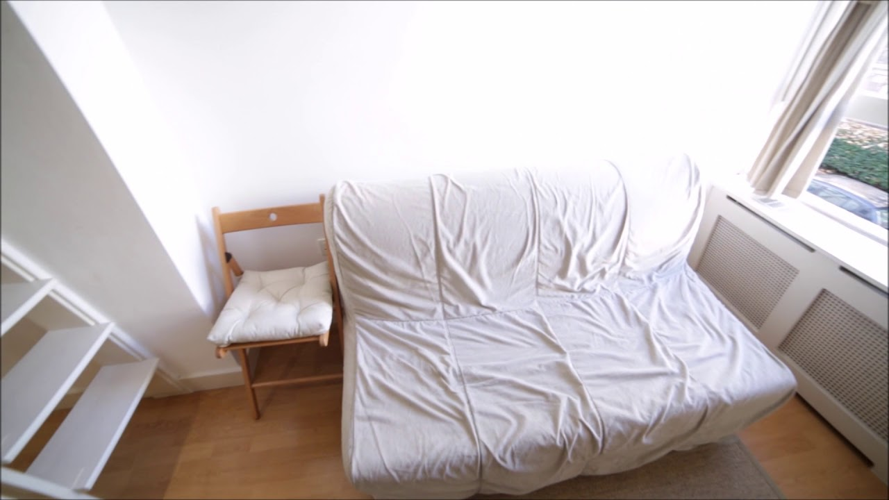 Furnished studio apartment to rent in West Kensington, Travelcard Zone 2