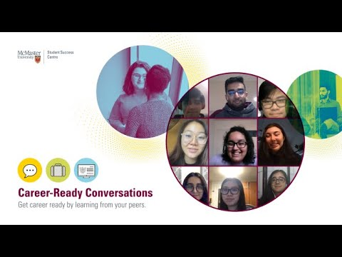 Watch Sharon and Maham discuss transferrable skills and the transfer student experience on Youtube.