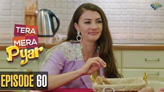 Tera Mera Pyar   Episode 60   Love Trap   Turkish Drama   Urdu Dubbing   Turkish Dramas Channel