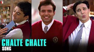 """""""Chalte Chalte"""" - Song - MOHABBATEIN"""