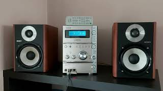 Sony CMT-CPZ3 the best Micro Hi-Fi system ever made?