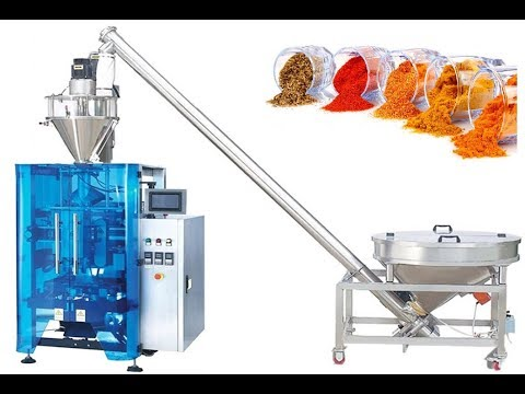Automatic Masala Powder Packing Machine