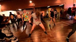 Steve Aoki, Diplo, and Deorro - FREAK (Remix) at Millennium Dance Complex LA #EverySingleStep