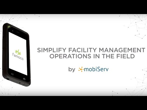 Mobiserv solution powered by Famoco digitalizes Management operations